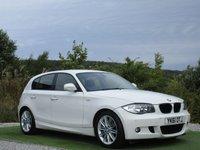 USED 2011 61 BMW 1 SERIES 2.0 118D M SPORT 5d 141 BHP