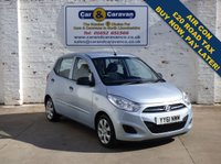 USED 2011 61 HYUNDAI I10 1.2 CLASSIC 5d 85 BHP Air Con £20 Tax Low Insurance Buy Now, Pay in 2 Months!
