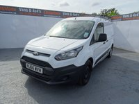 2016 FORD TRANSIT CONNECT 1.6 210 P/V 1d 94 BHP £9495.00