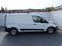 USED 2016 66 FORD TRANSIT CONNECT 1.6 210 P/V 1d 94 BHP ford connect l2 eco with 3 seats
