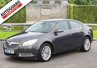 USED 2013 13 VAUXHALL INSIGNIA 2.0 SE CDTI 5d 157 BHP Finance options available