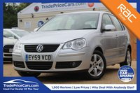 USED 2009 59 VOLKSWAGEN POLO 1.2 MATCH 5d 68 BHP