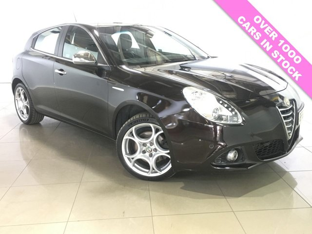 View our 2015 65 ALFA ROMEO GIULIETTA 1.4 TB MULTIAIR BUSINESS EDITION TCT 5d AUTO 170 BHP
