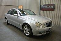 2007 MERCEDES-BENZ E CLASS 3.0 E280 CDI AVANTGARDE 4d AUTO 187 BHP £4995.00