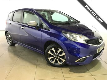 2015 NISSAN NOTE}