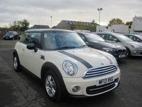 2013 MINI HATCH COOPER 1.6 COOPER 3d 122 BHP £7499.00