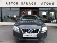 USED 2011 61 VOLVO V70 2.4 D5 SE 5d 205 BHP **F/S/H * LEATHER** ** FRONT & REAR HEATED LEATHER * F/S/H **