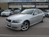 2011 BMW 3 SERIES 2.0 318D EXCLUSIVE EDITION 4d 141 BHP