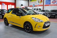 2013 CITROEN DS3 1.6 DSTYLE PLUS 3d 120 BHP £5785.00