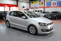 2011 VOLKSWAGEN POLO 1.2 BLUEMOTION TDI 5d 74 BHP £5785.00