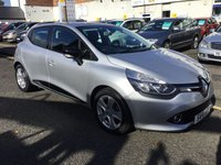 USED 2014 14 RENAULT CLIO 1.5 DYNAMIQUE MEDIANAV ENERGY DCI S/S 5d 90 BHP OUR  PRICE INCLUDES A 6 MONTH AA WARRANTY DEALER CARE EXTENDED GUARANTEE, 1 YEARS MOT AND A OIL & FILTERS SERVICE. 6 MONTHS FREE BREAKDOWN COVER.    CALL US NOW FOR MORE INFORMATION OR TO BOOK A TEST DRIVE ON 01315387070 !!