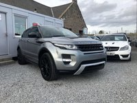 2014 LAND ROVER RANGE ROVER EVOQUE Dynamic Lux AWD 2.2 SD4 Auto 5dr [ Lux Pack ] ( 190 bhp ) £SOLD