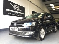 USED 2011 61 VOLKSWAGEN POLO 1.2 MATCH 3d 59 BHP +FULL SERVICE+WARRANTY+FINANCE