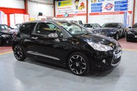 2014 CITROEN DS3 1.6 E-HDI AIRDREAM DSPORT PLUS 3d 111 BHP £6985.00