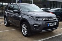 2017 LAND ROVER DISCOVERY SPORT 2.0 TD4 HSE 5d AUTO 180 BHP £34195.00