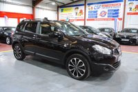 USED 2013 13 NISSAN QASHQAI+2 1.6 DCI 360 IS PLUS 2 5d 130 BHP