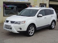 USED 2010 59 MITSUBISHI OUTLANDER 2.0DI-D 2010 82K Excellent Service History 7 seater