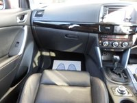 USED 2012 12 MAZDA CX-5 2.2 D SPORT NAV 5d AUTO 173 BHP **BOSE * LEATHER** ** NAV * BOSE * LEATHER **