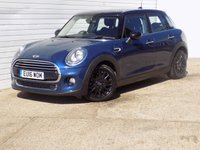 2016 MINI HATCH COOPER 1.5 COOPER D 5d 114 BHP £8949.00