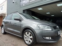 USED 2011 11 VOLKSWAGEN POLO 1.4 MATCH 5d 83 BHP