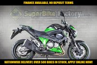 USED 2014 14 KAWASAKI Z800 AEF  GOOD & BAD CREDIT ACCEPTED, OVER 500+ BIKES IN STOCK