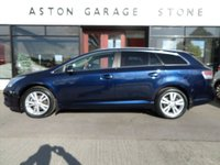 USED 2010 60 TOYOTA AVENSIS 2.0 T4 D-4D 5d 125 BHP ** NAV * LEATHER * CAMERA ** ** SAT NAV * LEATHER * CAMERA * CRUISE **