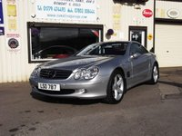 USED 2005 55 MERCEDES-BENZ SL 3.7 auto SL350 55k 2 Owners from new, Excellent service history