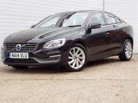 2014 VOLVO S60 1.6 D2 SE 4d 113 BHP £6789.00