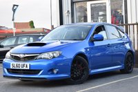 USED 2010 60 SUBARU IMPREZA 2.5 WRX S 5d 251 BHP Full Service History 10 Stamps...Timing Belt Replaced @60463 02/18.Stunning Car.