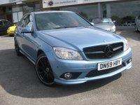 2009 MERCEDES-BENZ C CLASS 2.1 C250 CDI BLUEEFFICIENCY SPORT 4d AUTO 204 BHP £6795.00