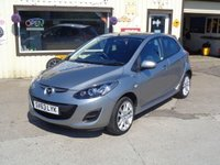USED 2013 63 MAZDA 2 1.3 2013 42K 1 Lady Owner From New £30 a Year Road Tax