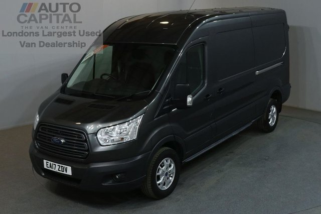 2017 17 FORD TRANSIT 2.0 350 L2 H2 P/V 5d 129 BHP LWB M/ROOF EURO 6 AIR CON PANEL VAN AIR CONDITIONING EURO 6 ENGINE