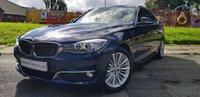 2014 BMW 3 SERIES 2.0 318D LUXURY GRAN TURISMO 5d 141BHP £12290.00