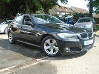 2011 BMW 3 SERIES 2.0 320D EFFICIENTDYNAMICS 4d 161 BHP £4795.00