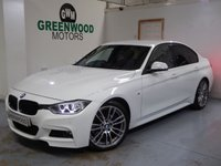 USED 2014 14 BMW 3 SERIES 3.0 330d M Sport Sport Auto (s/s) 4dr
