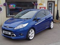 USED 2011 11 FORD FIESTA 1.6 S1600 Excellent Service History MINT Condition
