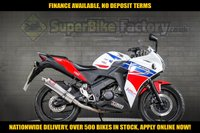 USED 2015 15 HONDA CBR125 R-F  GOOD & BAD CREDIT ACCEPTED, OVER 500+ BIKES IN STOCK