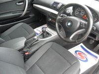 USED 2008 58 BMW 1 SERIES 2.0 118D SE 3d 141 BHP