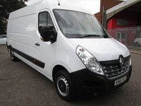 2015 RENAULT MASTER LM35 DCi 125 Business LWB L3 H2 *AIR CON* £10495.00