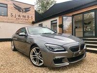 2016 BMW 6 SERIES 3.0 640D M SPORT 2d AUTO 309 BHP £26990.00