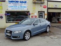 USED 2010 60 AUDI A5 3.0 SPORTBACK TDI QUATTRO Excellent Condition inside and out