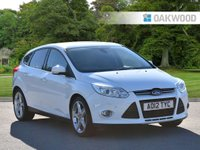 USED 2012 12 FORD FOCUS 1.0 TITANIUM X 5d 124 BHP turbo