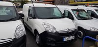 2013 VAUXHALL COMBO 2000 L1H1 1.3CDTI S/S ECOFLEX 90 BHP VAN WITH AIR-CON £5195.00