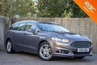 USED 2015 15 FORD MONDEO 2.0 TITANIUM TDCI 5d AUTO 148 BHP £0 DEPOSIT BUY NOW PAY LATER - FULL FORD HISTORY - NAVIGATION