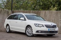 2014 SKODA SUPERB 1.6 SE BUSINESS GREENLINE III TDI CR 5d 103 BHP £9000.00
