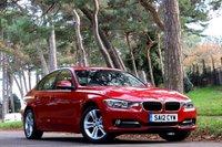2012 BMW 3 SERIES 2.0 320D SPORT 4d 184 BHP