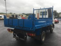 USED 2012 12 DAF TRUCKS LF 4.5 FA 45.160 TIPPER 1d 160 BHP