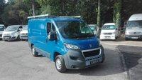 USED 2014 64 PEUGEOT BOXER 2.2 HDI 330 L1H1 Electric Windows and Mirrors, One Owner