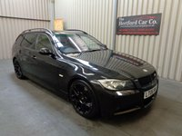 2006 BMW 3 SERIES 3.0 330D M SPORT 5d AUTO 228 BHP £4495.00