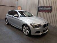 2012 BMW 1 SERIES 1.6 116I M SPORT 5d 135 BHP £9995.00